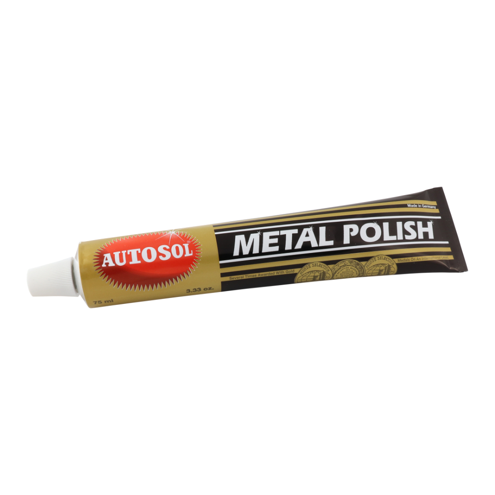 METAL POLISH - Leštící pasta na kov 75ml